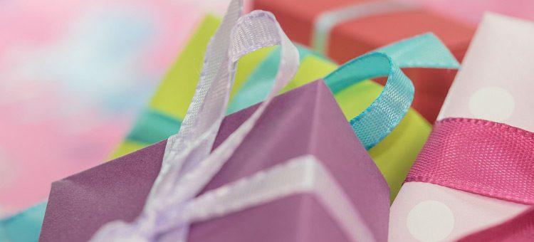 Geschenke verpacken – schöne und kreative Ideen!