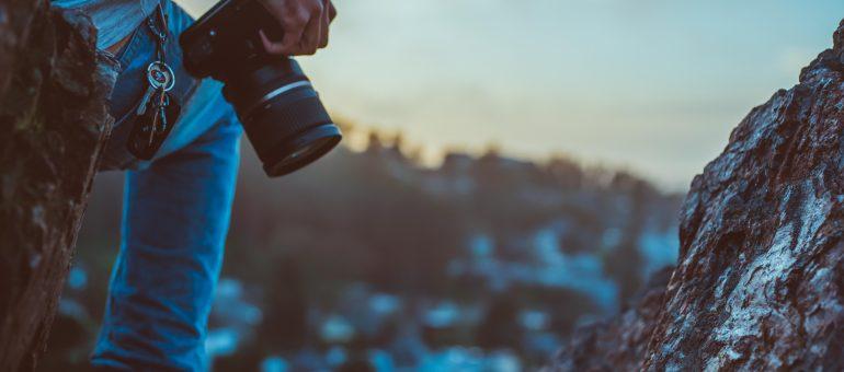 Geschenkset für Hobby-Fotografen