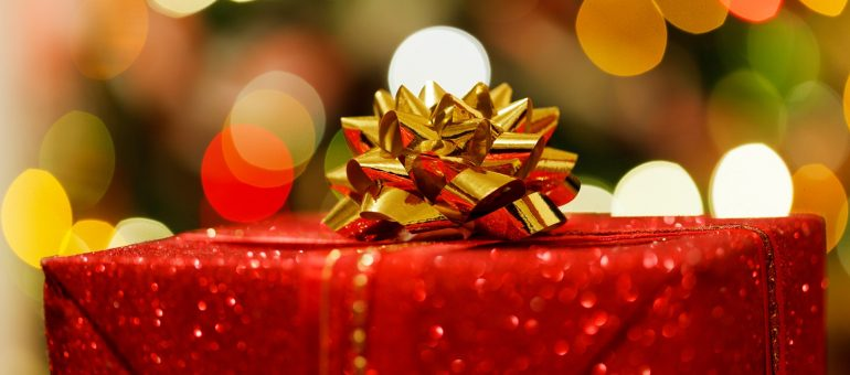 Die beliebtesten Weihnachtsgeschenke