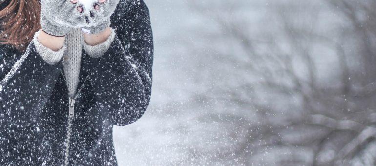 Winterkleidung für draußen