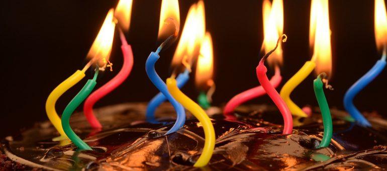 Geburtstag in der Corona Zeit