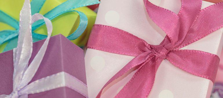 Kreative Ideen für Geschenkverpackungen und Verzierungen