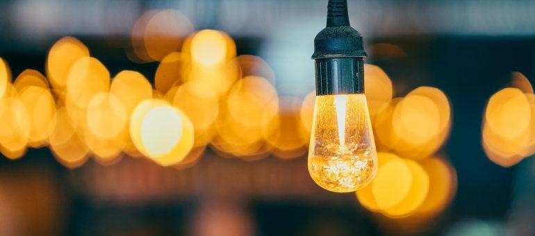 Die Lampe ein beliebtes Geschenk