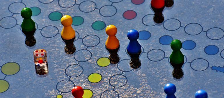 Gesellschaftsspiele zum verschenken
